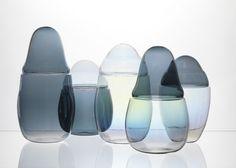 by Kristýna Pojerová, glass studio at AAAD in Prague