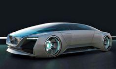 I Robot concept car - Audi