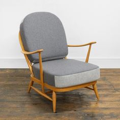 Ercol Windsor Chair – Reloved Upholstery & Design Ercol Furniture, Shop Interiors, Vintage Chairs, Color Of The Year, Mid Century Design, Pantone Color, Accent Chairs, Upholstery, New Homes