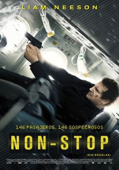 NON-STOP movie poster