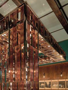 daniela colli transforms italian art deco train station into chic café in florence