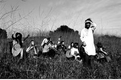 LISTEN: Edward Sharpe 'That's What's Up'   Purple Sneakers