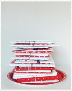 book advent calendar // could thrift kid's books all year & stow away