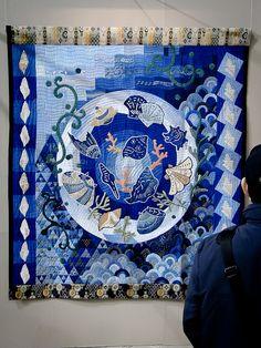 110122 Tokyo International Quilt Show 013 | Flickr - Photo Sharing!