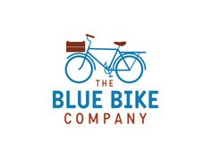 Small Business Bicycle Company Logo #inkd illustration