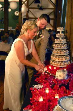 Byron Colby Barn Wedding Cakes Photos on WeddingWire