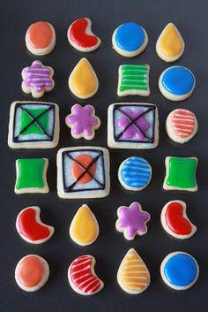 hotcakes: Mini Candy Crush Cookies!