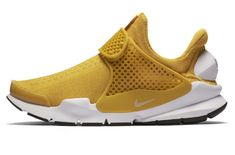 http://SneakersCartel.com Gold Dart Drapes The Next Nike Sock Dart #sneakers #shoes #kicks #jordan #lebron #nba #nike #adidas #reebok #airjordan #sneakerhead #fashion #sneakerscartel