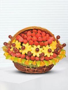 Fruit Dear meyve sepeti Özel Tasarımı ile sevdiklerinize Özel Olduklarını Hissettirin.