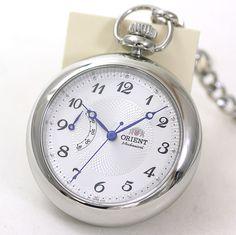 オリエント 懐中時計