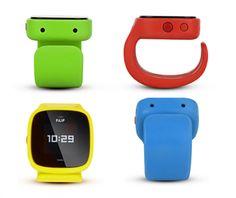 Filip, le téléphone portable réinventé pour les enfants en version smartwatch - Web des Objets