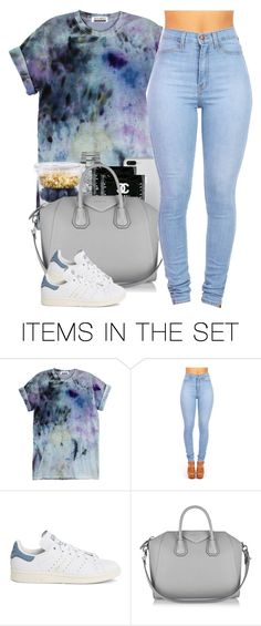"""With You x Tony Tery"" by chanelesmith51167 ❤ liked on Polyvore featuring art"
