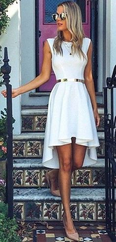 #summer #showpo #label #outfits |  Little White Dress