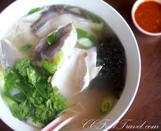 Moon Kee Fish Head and Seafood Noodles @ 48 Jalan 19/3, Section 19, PJ - courtesy of CCFoodTravel