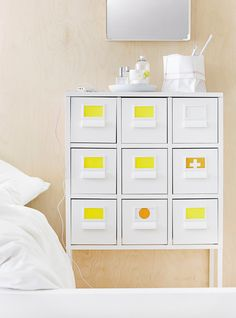 """Ab Februar bringt Ikea eine neue Design-Kollektion auf den Markt. Die Möbel und Accessoires der """"Sprutt""""-Kollektion sollen vor allem das Aufräumen, Organisieren und Ordnung halten erlei…"""