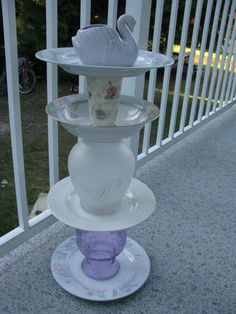 Purple Passion Fountain, Passion, Purple, Outdoor Decor, Garden, Pretty, Home Decor, Homemade Home Decor, Garten