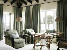 Sitting Room // Carter Kay Interiors // Sea Island, GA