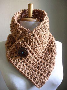 Crochet Scarf Pattern Instant PDF Crochet Scarf by LuvHandmadeDIY, $5.00