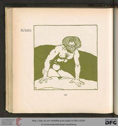 Cyclops, Ver Sacrum magazine, Volumn 4, 1901.