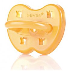 Hevea- Natural Rubber Latex Non-Toxic Crown Pacifier