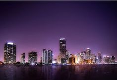 Miami Skyline - Travel Pinspiration Florida