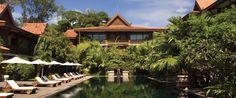 Belmond La Résidence d'Angkor River Road, Siem Reap, Kingdom of Cambodia, Asia