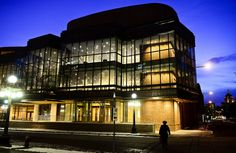 At 345 Washington St., the Ordway Center for the Performing Arts has replaced the 306-seat McKnight Theatre with a $42 million, 1,100-seat concert hall, which opened in March. Funding included $20 million in state bonds and a 10-year, $3 million Cultural STAR grant backed by the city's half-cent sales tax.  (Pioneer Press file photo: Ben Garvin)