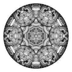 Mandala drawing 11 by *Mandala-Jim on deviantART