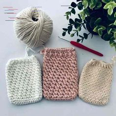 15 Crochet Patterns to Make With Cotton Yarn - Cute As A Button Crochet & Craft 15 Crochet Patterns Using Cotton Yarn | Free crochet pattern round up from Cute As A Button Crochet & Craft #crochetpattern #cottonyarn #caabcrochet
