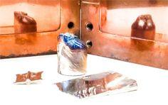 Receita para criar vidros metálicos futurísticos