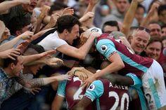 Matchweek 32: West Ham 1-0 Swansea City