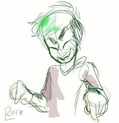 "jacksepticeye • linrinkuarts:   Here's Jack saying ""I'll see all..."