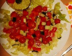 Salat mit Avocadocreme zum Verlieben - Rezept - ichkoche.at