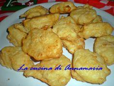 Pizzelle di baccala', ricetta di Natale
