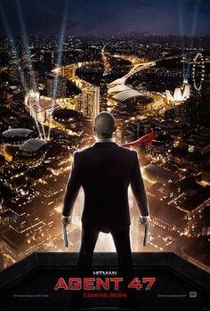 Hitman: Agent 47 | One Sheet | TEN30 Studios