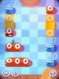 ••• Pudding Monsters HD - ZeptoLab - Game - http://www.zeptolab.com/games/pudding_monsters/