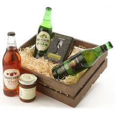 Thatchers Cider, the best Cider in Somerset.