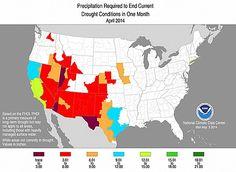 Storms, Beneficial Rain Targets Plains Monday