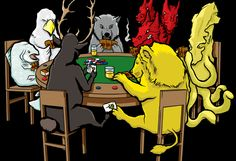 Playing cards #GameOfThrones
