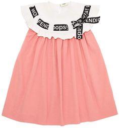 Milano Jersey & Light Neoprene Dress #girl #party #childrensfashion #girlsfashion