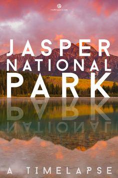 Timelapse: Jasper National Park