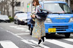 Best Tokyo Fashion Week Looks, Look of the Day - Street Style, LOTD