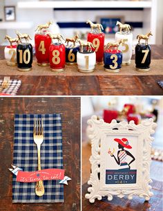 Derby Style Inspired Kentucky Derby® Party Ideas