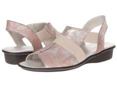 SESTO MEUCCI SESTO MEUCCI - ELLA (SAND ROXY/BLACK ELASTIC) WOMEN'S SANDALS. #sestomeucci #shoes #