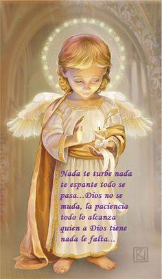 Entonces mi ángel irá delante de ti y te introducirá en el país de los amorreos, los hititas, los perizitas, los cananeos, los jivitas y los jebuseos, y los exterminará.  Rezar: Padre Nuestro, Ave María y Gloria.