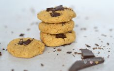 Domowe ciastka z ciecierzycy – musisz spróbować Cookies, Food, Crack Crackers, Biscuits, Essen, Meals, Cookie Recipes, Yemek, Cookie