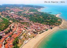 ITAPARICA: Abastecimento de água é retomado gradativamente na ilha