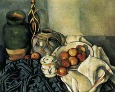 ézanne es una figura fundamental para la vanguardia del siglo XX,Picasso y Matisse lo admiraron profundamente. Lleva una biografía monótona. Es autónomo y solitario. Él estuvo al margen de las exposiciones, realizó su labor de forma aislada. En su aislamiento concibe su pintura como investigación y búsqueda de la verdad.