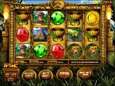 Sevdiğiniz kadın için değerli taşları toplayın! Aztec Treasure BetSoft 3D slot oyunu CasinoBedava'da oynayın!