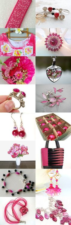 If You Prefer Pink! by Allison and Sheryl on Etsy--Pinned+with+TreasuryPin.com